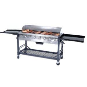 BBQ (8 burners)
