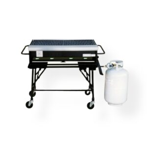 BBQ 3'' (propane included)