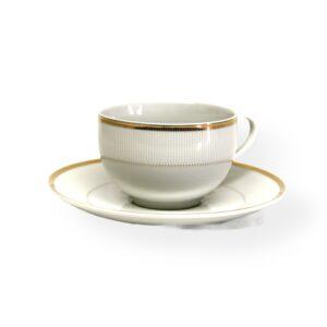 Coffee cup (8 oz) Gold DUCHESSE