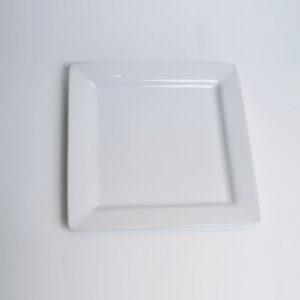 "Main Course plate (10 ½"") Square"