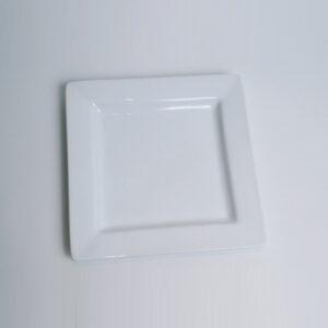 """Entre plate (9½ """") Square"""