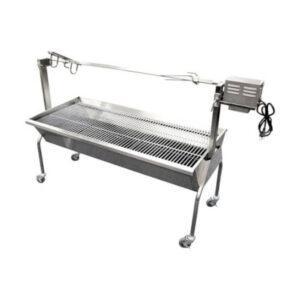BBQ Mechoui (4'x1.5') Stainless steel