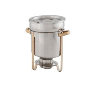 Chafing Dish soupe (7 liters) Gold