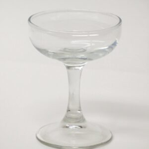 Champagne coupe 4.5oz