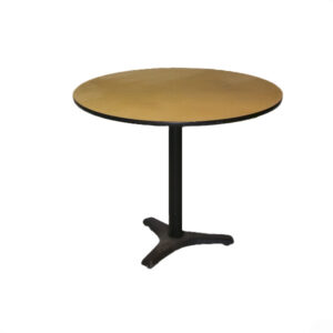 """Round Table (36""""x30""""high)"""