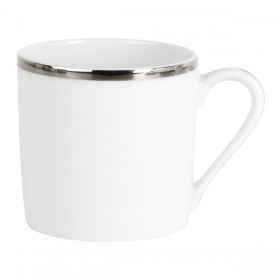 Coffee cup 8 oz PLATINUM