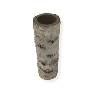 """Artificial Birch Trunk 10"""" x 30"""" Column"""