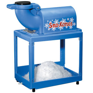Sno-Kone Machine